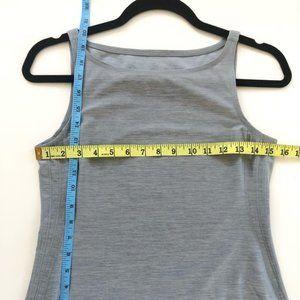 lululemon athletica Tops - Lululemon workout grey tank top